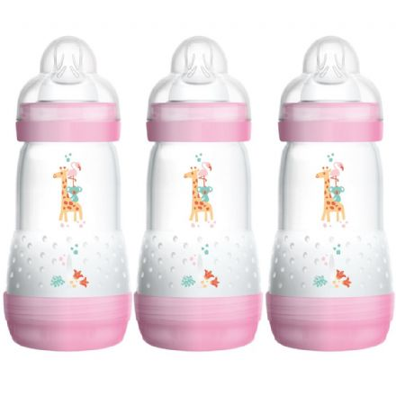 Easy Start 3pk 260ml Bottles